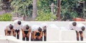 Damdaki namaza soruşturma açıldı