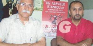 Tarsus Alevileri: 8 Kasım'da İstanbul'dayız