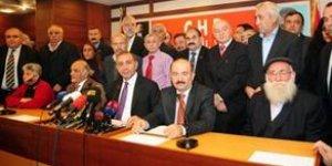 Alevilerden CHP'ye destek