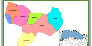 Amasya Suluova Alevi Köyleri