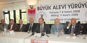 Aleviler Demokrasi İçin Ankara Yollarında