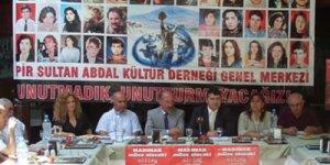 Ankara'da 2 Temmuz anmaları başladı