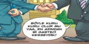 Her Karikatürist Erdoğan'ın Davalarını Tadacaktır!