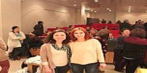Muş'ta Eğitim Sen Üyeleri Panel Öncesi Gözaltına Alındı