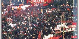 Taksim'de 1 Mayıs Kanunsuz Değil, Vali Yanıltıp Korkutmaya Çalışıyor