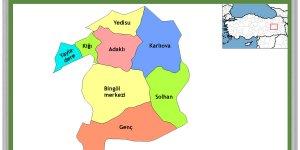 Bingöl Adaklı Alevi Köyleri