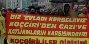 Kadıköy'de Dersim mitingi
