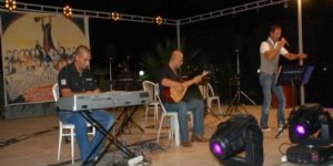 Didim Cemevinde 'Pir Sultan Abdal' Müzikali