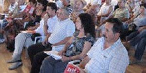 Didim ve Ören'de 'Nasıl bir Türkiye' istendiği tartışıldı