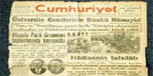 Tan Gazetesi Baskını (4 Aralık 1945)