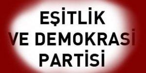 Eşitlik ve Demokrasi Partisi yarın kuruluyor