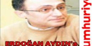 Adana'da Erdoğan Aydın'a Destek İçin Basın Açıklaması