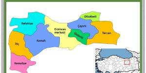 Erzincan Alevi Köyleri hakkında Genel Bilgiler