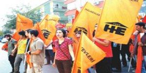Keçiören'de 'içki dayağı' protestosu