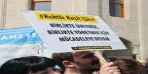 ''Üniversite Merkezi/Siyasi Atamalarla Yönetilemez''