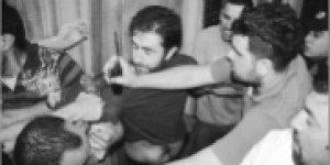 Polisten Halkevleri üyelerine müdahale