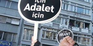 """Faşizme inat kardeşimsin Hrant"""