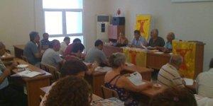 PSAKD Danışma Kurulu Balıkesir'de toplandı