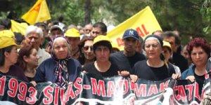 Sivas Şehitlerinin Aileleri 9 Kasım'a Çağırıyor