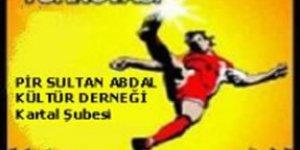 PSAKD Kartal Şubesi Futbol Turnuvası