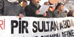 Kayseri Pir Sultan Derneği'ndan AKP'ye Tepki