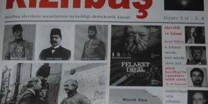 Alevilerin iki dilli gazetesi : Kızılbaş/Saresur
