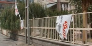 Malatya'da saz kursu afişlerine saldırı...