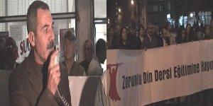 Aleviler Ankara'ya yürüyor