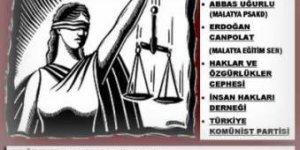 PSAKD Malatya Şubesinde Anayasa Paneli