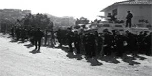 İstanbul'da Filistin manzarası