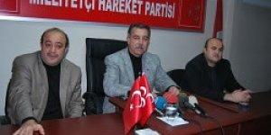 MHP İl Başkanı Olayların Sorumlusunu Buldu !