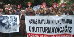 Adana'da Maraş Katliamı Açıklaması