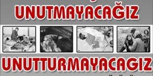 21 Aralık mitingine Antakya'dan destek