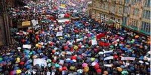 Fehmi SALIK : Alevilerin Köln Çıkarması