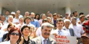 Dikili Belediye Başkanı Özgüven yargılanıyor
