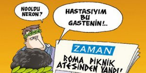 Penguen'den Zaman Gazetesi'ne KAPAK !