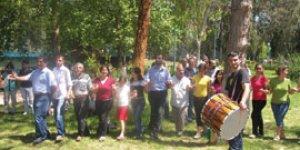 Tarsus PSAKD, Bahar Şenliği Düzenledi