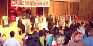 Antalya'da 8 Mart Anması