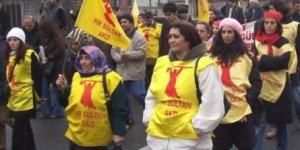 PSAKD : Yaşasın 8 Mart Dünya Emekçi Kadınlar Günü !