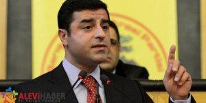 Selahattin Demirtaş'tan iki HDP'li vekile uyarı