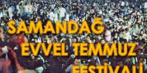 Samandağ Evvel Temmuz Festival Programı