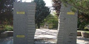 Sivas Şehitleri Anıtına İkinci Saldırı