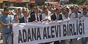 "Adana'da ""Mum Söndü"" hakaretine tepki"