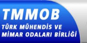 TMMOB: AKP'yi uyarıyoruz