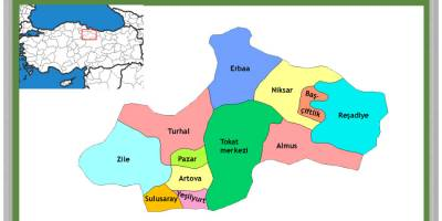 Tokat Başçiftlik Alevi Köyleri
