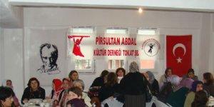 Tokat'ta aşure günü düzenlendi