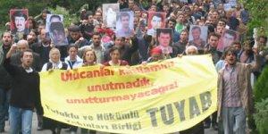 TUYAB, Ulucanlar Cezaevi'nde yaşamını yitirenleri andı