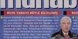 Dinci Vakit'in yeni hedefi HSYK Başkanvekili Kadir Özbek