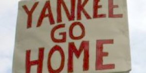 """""""Yankee Go Home"""" Yassak Kardaşım !"""