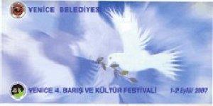 Yenice Barış ve Kültür Festivali Bugün Başlıyor